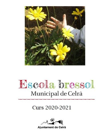 Llibret del curs 2020-2021
