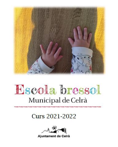 Llibret del curs 2021-2022