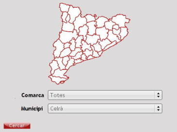 Imatge del Registre de planejament urbanístic de Catalunya