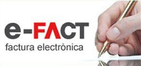 Logo del servei e-Fact
