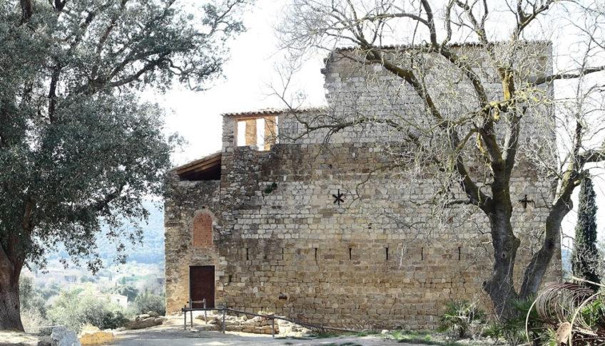 Les excavacions a la Torre Desvern documenten restes del segle XI