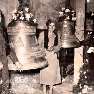 Benedicció de les campanes, 1956