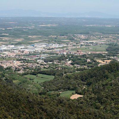 Vista de Celrà