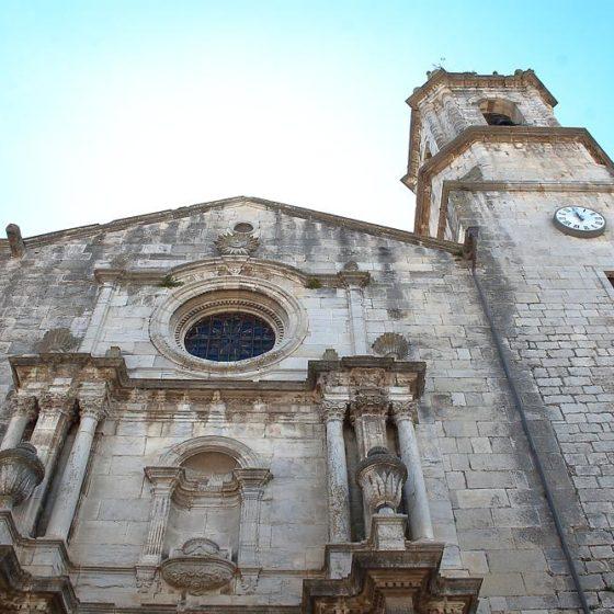 Façana de Sant Feliu