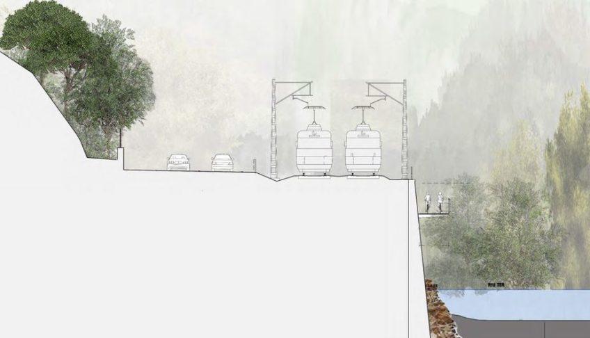 L'Ajuntament de Celrà ja disposa del projecte bàsic del carril bici amb Girona