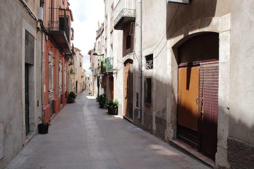 Celrà porta a terme diverses actuacions per revitalitzar el barri vell