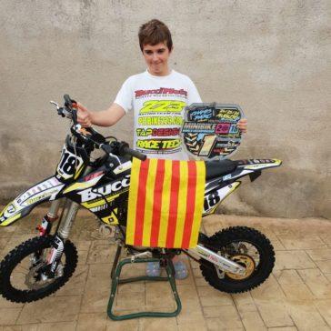 Daniel Agea, campió del món