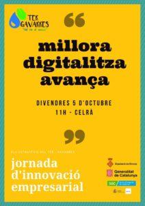 Cartell de la Jornada d'Innovació Empresarial