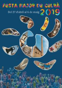 Programa de la festa major de Celrà 2019