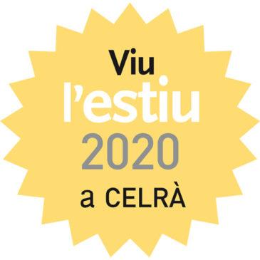 Portada del full informatiu Viu l'estiu 2020